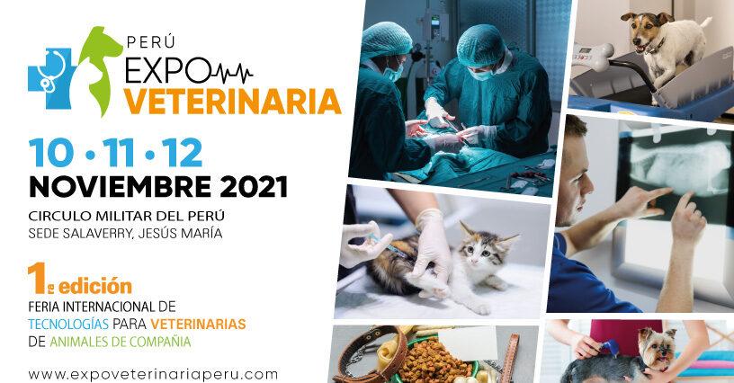 EXPOVETERINARIA-PERÚ-2021